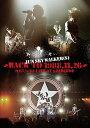 JUN SKY WALKER(S)/JUN SKY WALKER(S)~BACK TO 1988.11.26~2015.9.20 LIVE AT SHIBUKOU【DVD/邦楽】