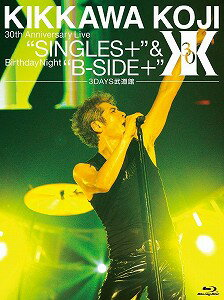 B限〉SINGLES+ & Birthday Nigh【Blu-ray・音楽】