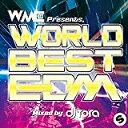 WORLD BEST EDM Mixed by DJ TORA【CD/洋楽ロック&ポップス/オムニバス(ディスコ ユーロ ジャズダンス等)】