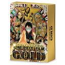 ワンピース ONE PIECE FILM GOLD Blu-ray GOLDEN LIMITED EDITION【Blu-ray・アニメ】【新品】