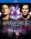 B〉4 SUPERNATURAL BOX【Blu-ray・海外TVドラマ】
