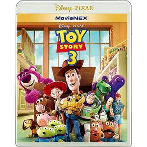 トイ・ストーリー3MovieNEX[ブルーレイ+DVD+デジタルコピー(クラウド対応)+MovieN