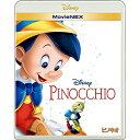 ピノキオ MovieNEX [ブルーレイ+DVD+デジタルコ...
