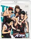 黒子のバスケ 2nd season 9【Blu-ray/アニメ】
