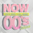 NOW 00's Deluxe【CD/洋楽ロック&ポップス/オムニバス(その他)】