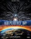 インデペンデンス デイ:リサージェンス ブルーレイ DVD('16米)〈初回生産限定 2枚組〉【Blu-ray/洋画アクション SF】初回出荷限定