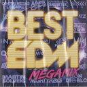 ◇〉BEST EDM MEGA【CD・クラブ/ダンス】