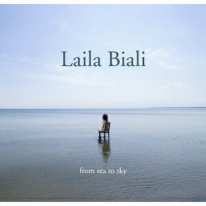 【アウトレット品】ライラ・ビアリ/海 そして空へ【CD/洋楽ロック&ポップス】