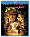 【アウトレット品】インディ・ジョーンズ クリスタル・スカルの王国('08米)【Blu-ray/洋画アクション|アドベンチャー】