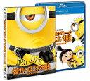 怪盗グルーのミニオン大脱走 ブルーレイ+DVDセット('17米)〈2枚組〉【Blu-ray/アニメ】