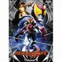 仮面ライダーキバ Volume 1【DVD/邦画特撮】