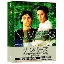 NUMB3RS ナンバーズ 天才数学者の事件ファイル シーズン1 DVD-BOX〈3枚組〉【DVD/洋画犯罪|ドラマ|ミステリー】