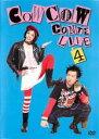 【バーゲン】【中古】DVD▼COWCOW CONTE LIVE 4▽レンタ