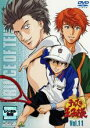 楽天DVDZAKUZAKU【バーゲン】【中古】DVD▼テニスの王子様 11▽レンタル落ち