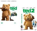 2パック【中古】DVD▼テッド ted(2枚セット)1、2▽レンタル落ち 全2巻