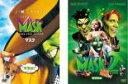 2パック【中古】DVD▼マスク(2枚セット)1、2▽レンタル落ち 全2巻