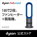 ダイソン Dyson Hot+Cool AM05 IB ファンヒーター 暖房 扇風機 アイアン/サテ...