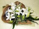 最高級カサブランカの花束