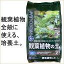 清潔、室内グリーンにはこの土を!観葉植物の土【2リットル】安心のプロトリーフ社の製品です。