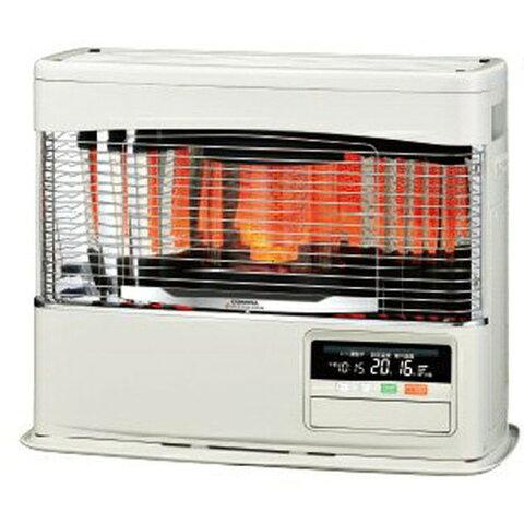 FF式石油暖房機 PKシリーズ FF-6817PK送料無料 暖房 あったか ヒーター CORONA コロナ ホワイト・シャインゴールド【D】