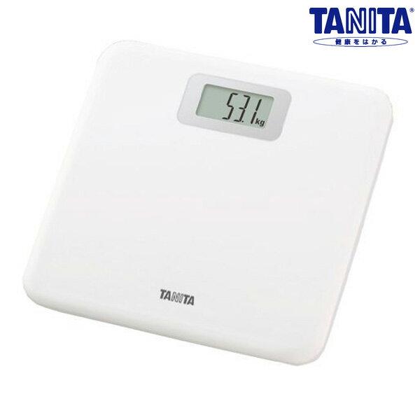 TANITA(タニタ) デジタルヘルスメーター HD-661 ホワイト【K】【TC】【送料無料】(体重計/健康用品)