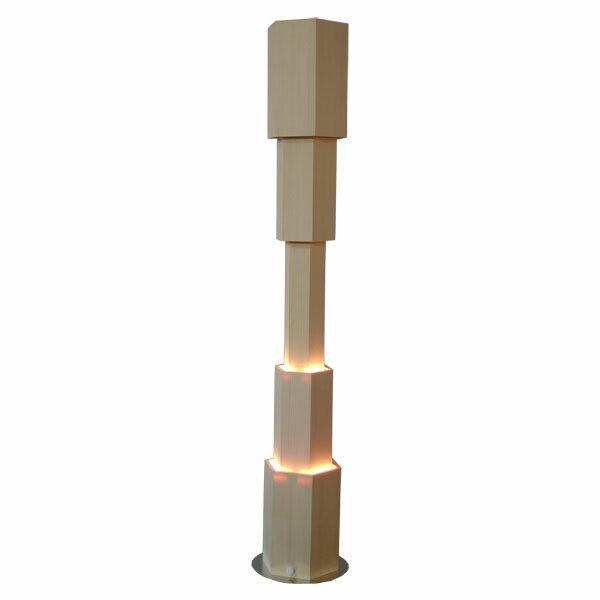 【送料無料】フレイムス BABEL バベルフロアスタンドライト DF-081 【TD】【デザイナーズ照明 おしゃれ 照明 インテリアライト】【代引き不可】