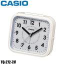 CASIO〔カシオ〕置時計 TQ-272-7JF【HD】【TC】 【取り寄せ品】 [CAWT]
