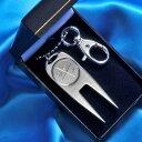 【名入れ専門】【名入れ プレゼント】磁石式 グリーンフォーク&マーカーセット