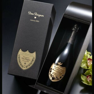 750 ml of excellent case プレゼントドンペリニョン white 箱付正規品 champagne Dom Perignon white