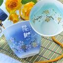 【名入れ専門】【名入れギフト 陶器】有田焼 青富士 白生地 ロックカップ
