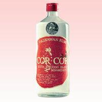 COR COR (コルコル) 40度/720ml 【沖縄】【ラム酒】【南大東島】