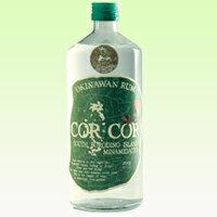 COR COR AGRICOLE (コルコル アグリコール) 40度/720ml 【沖縄】【ラム酒】【南大東島】