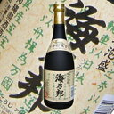 海乃邦ソフト 10年古酒 25度/720ml【沖縄】【泡盛】