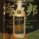 海乃邦 10年古酒 43度/720ml【沖縄】【泡盛】