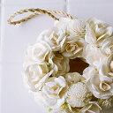 おしゃれでかわいいルームフレグランス「Sola Flower(ソラフラワー)」リース 母の日やブライ
