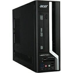 【ポイント10倍】acer Veriton X (Celeron G1620/2G/500G/Sマルチ/Win7-P(32bit-64bit選択可)/AP...