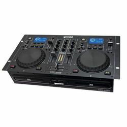 - GEMINI CD/MIXER COMBO (CDM-4000)(0747705001771) 仕入先在庫品