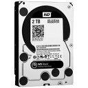 WESTERN DIGITAL WD2003FZEX WD Black SATA6Gb/s 64MB 2TB 7200rpm 3.5inch 1TB/plt 目...
