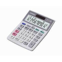 カシオ計算機 カシオ 電卓 12桁 ミニジャスト...の商品画像