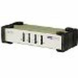 支持ATEN PS/2、USB的4端口KVM開關CS84U大致目標庫存=△