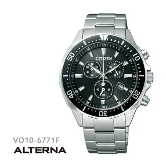 CITIZEN citizen ALTERNA alternative eco-drive watch VO10-6771F