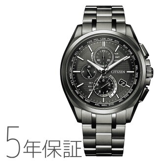 CITIZEN citizen ATTESA atessa AT8044-56E DLC specification mens watch fs3gm