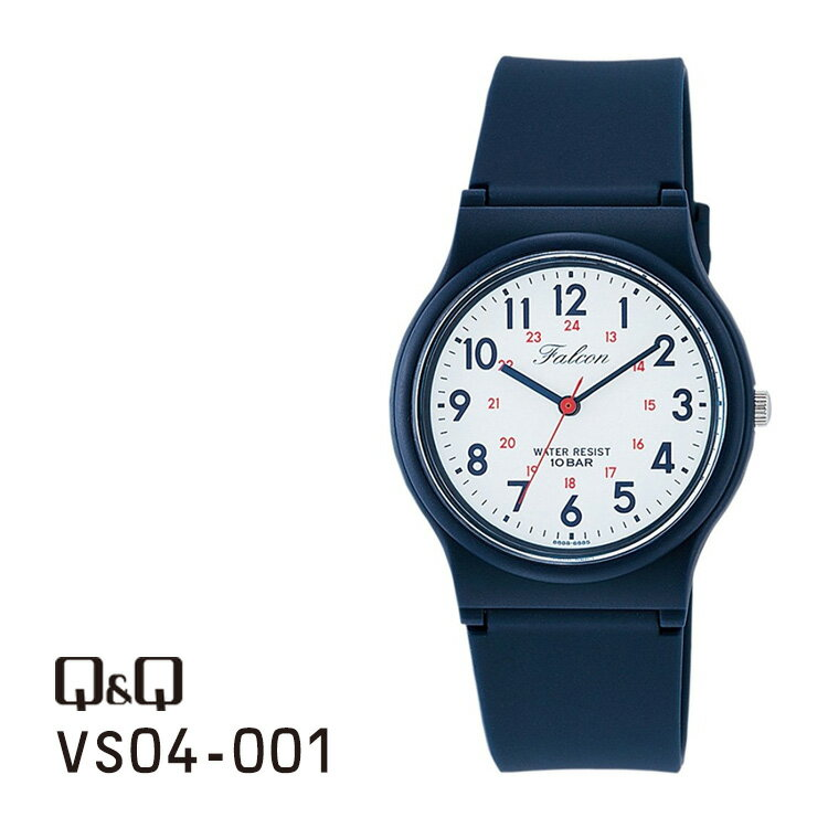 シチズン Q&Q ファルコン アナログ 腕時計 チプシチ VS04-001