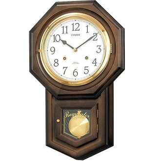 Shipping & wrapping free ♪ ♪ ◆ wall clock ◆ CITIZEN citizen rhythm clocks pendulum clocks FIORITA N 4 MJ770-A06 fs3gm