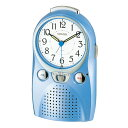 [email service impossibility] clock ♪ rhythm clock alarm clock alarm clock message rouge W 4SE521-004 [easy ギフ _ packing] that can record [comfortable ギフ _ expands an address] [RCP]