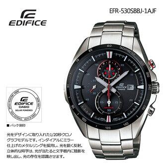 CASIO Casio EDIFICE edifice EFR-530SBBJ-1AJFfs3gm