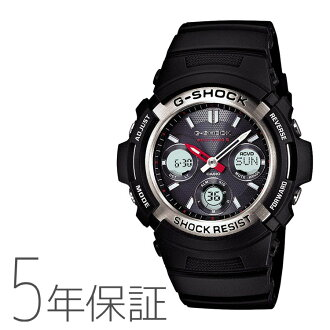 CASIO Casio electric wave solar G-SHOCK G-Shock AWG-M100-1AJFupup7