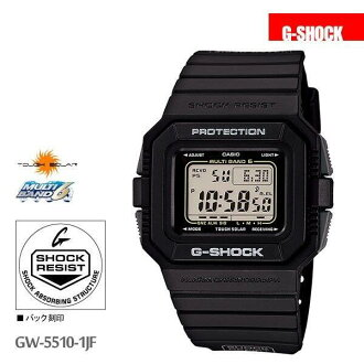 Regular product, Brand new, Japanese domestic model CASIO Casio g-shock G shock GW-5510-1JF mens watch fs3gm