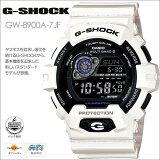 CASIO ������ g-shock G����å� ���ܵ�ǽ���ɵᤷ������������ɥ�ǥ� GW-8900A-7JF �ڹ��������ʡۡ�DM���б��Բġۡ�����̵��(�̳�ƻ�������)�ۡڥ���ӥ˼����б����ʡ�