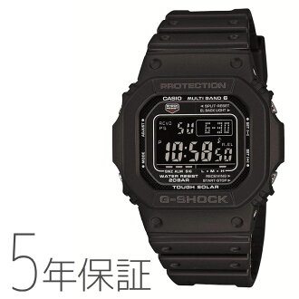 CASIO G-SHOCK mens watch GW-M5610-1BJF
